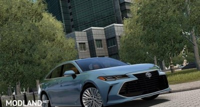 2019 Toyota Avalon [3.5], 1 photo